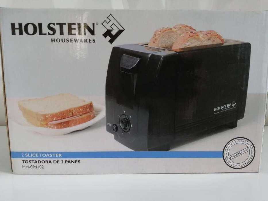 Tostadora de 2 Panes Holstein Housewares