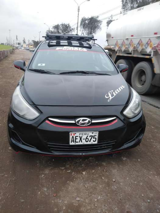 Hyundai Accent 2016 - 20000 km