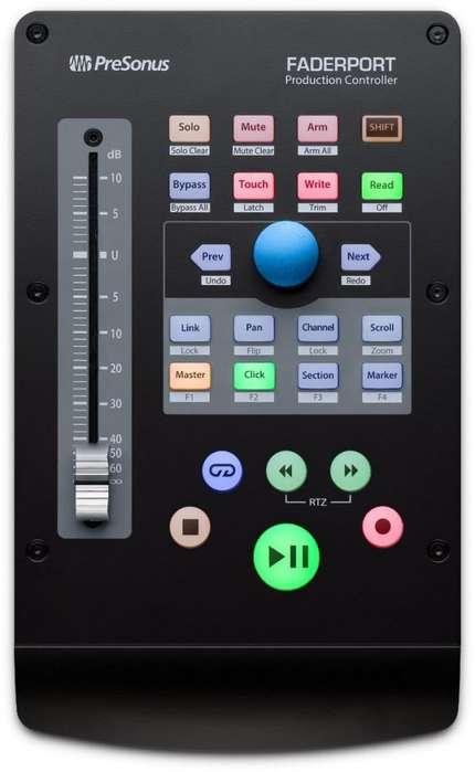 Controlador Presonus Faderport V2 Superficie De Control