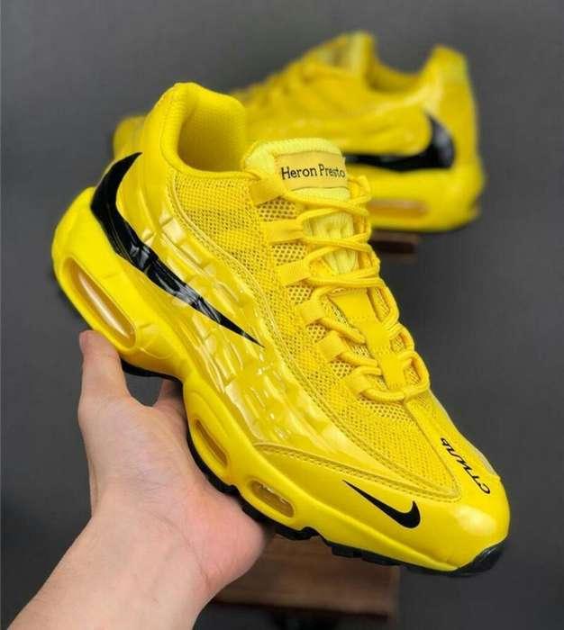 Nike 7 Camaras para Caballero