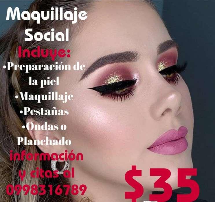 1ea265131 Maquillaje a domicilio Ecuador - Servicios Ecuador - Empleos - Servicios