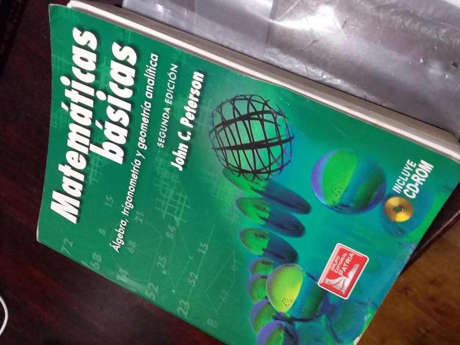 Matemáticas Básicas - 2da ed.