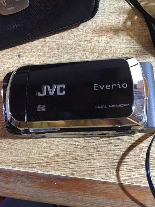 Filmadora Digital Jvc Completa