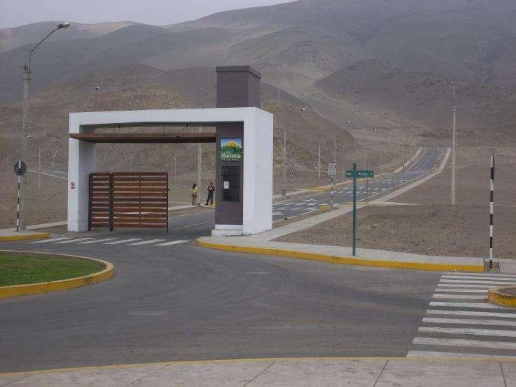 VENDO TERRENO Alameda Lima Norte 127 m²