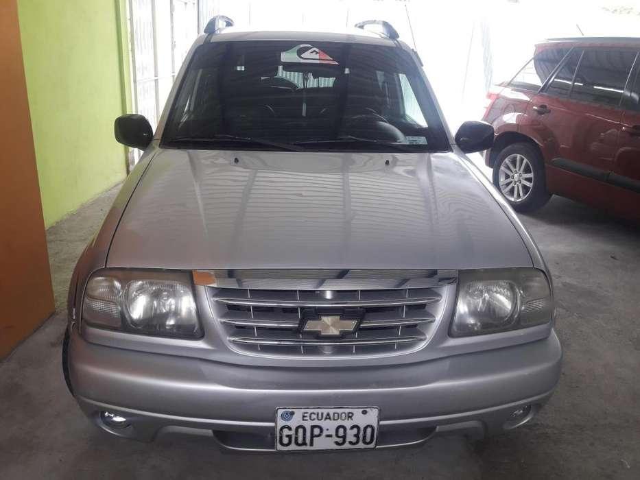 Chevrolet Grand Vitara 2008 - 200000 km
