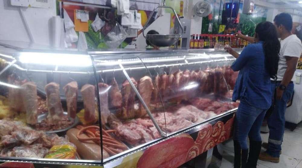 Se vende Carnicería Totalmente ACREDITADA