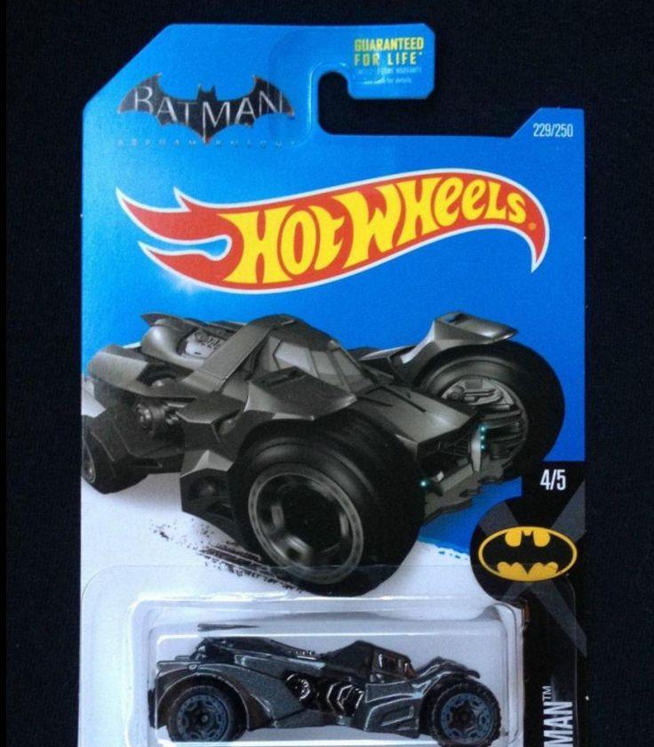 HOT WHEELS Batman Arkham Knight Batimobil / 0992786809