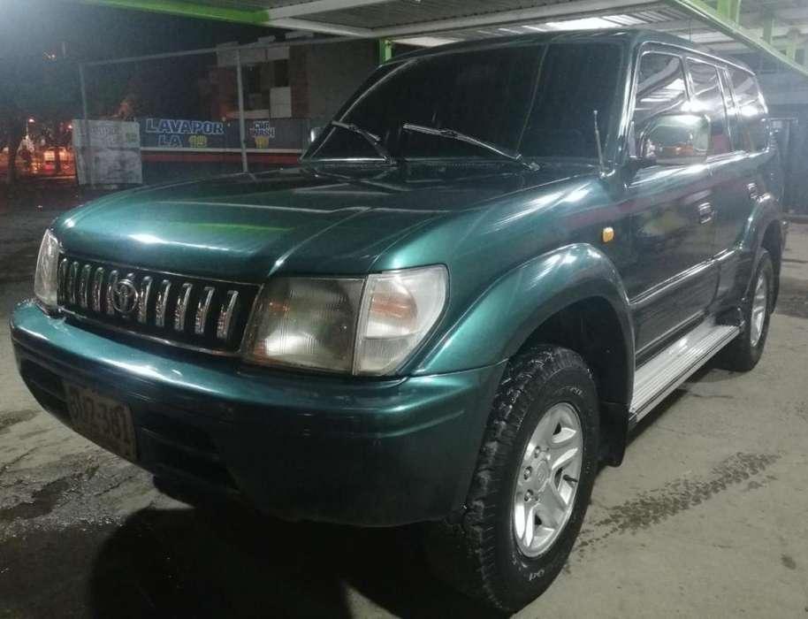 Toyota Prado 1999 - 150000 km
