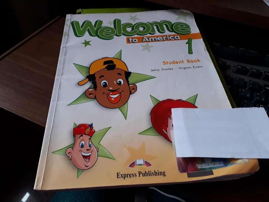 Vendo Welcomo to America 1 Student Book 200