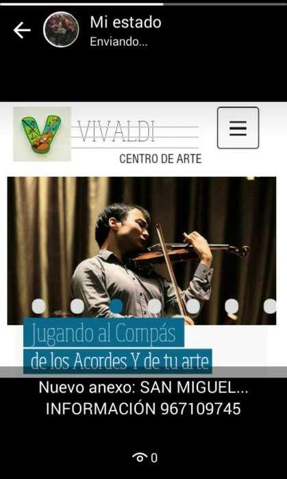 Vivaldi Pre Conservatorio de Musica