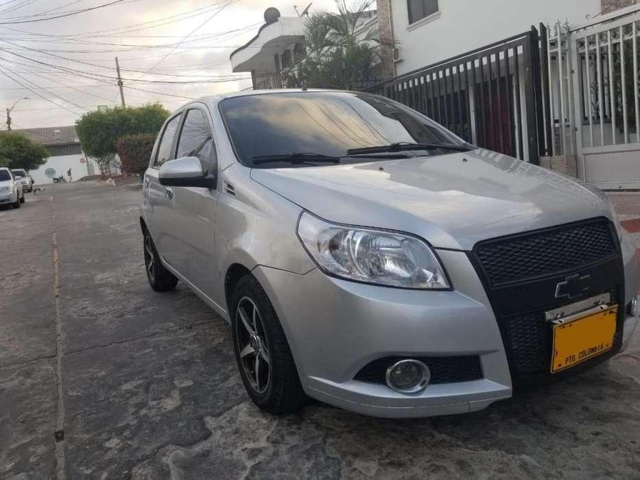 Chevrolet Aveo 2012 - 68000 km