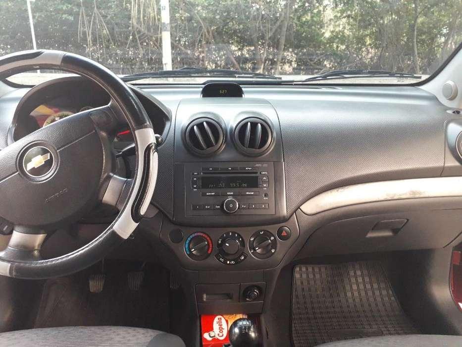 Chevrolet Aveo Emotion 2013 - 34600 km
