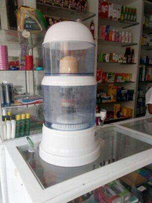 Filtro Alcalinizador Purificador De Agua 8 etapas, 14litros oferta 175 soles