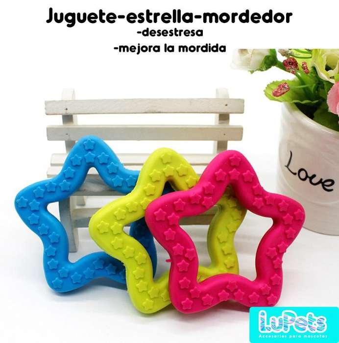 juguete mordedor <strong>perro</strong> mascota