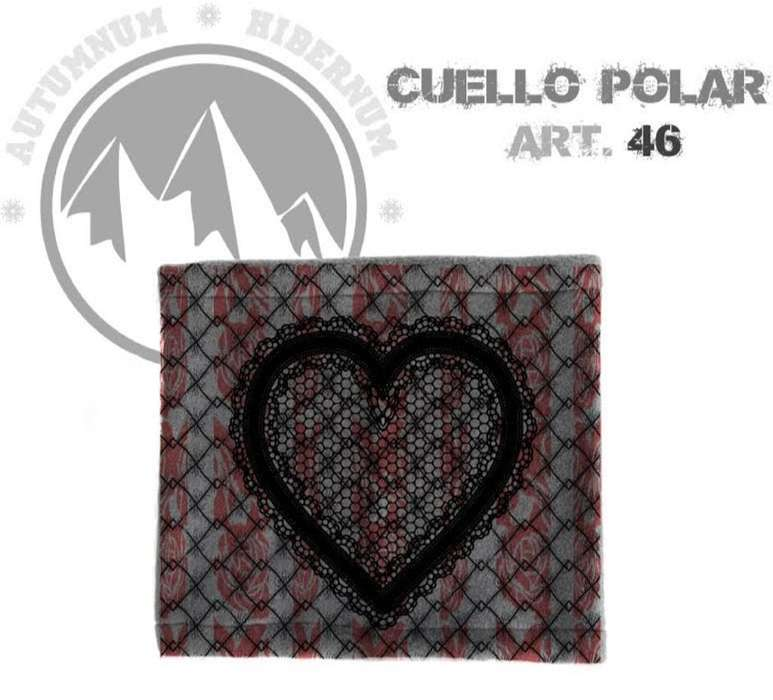 Cuello Polar Love