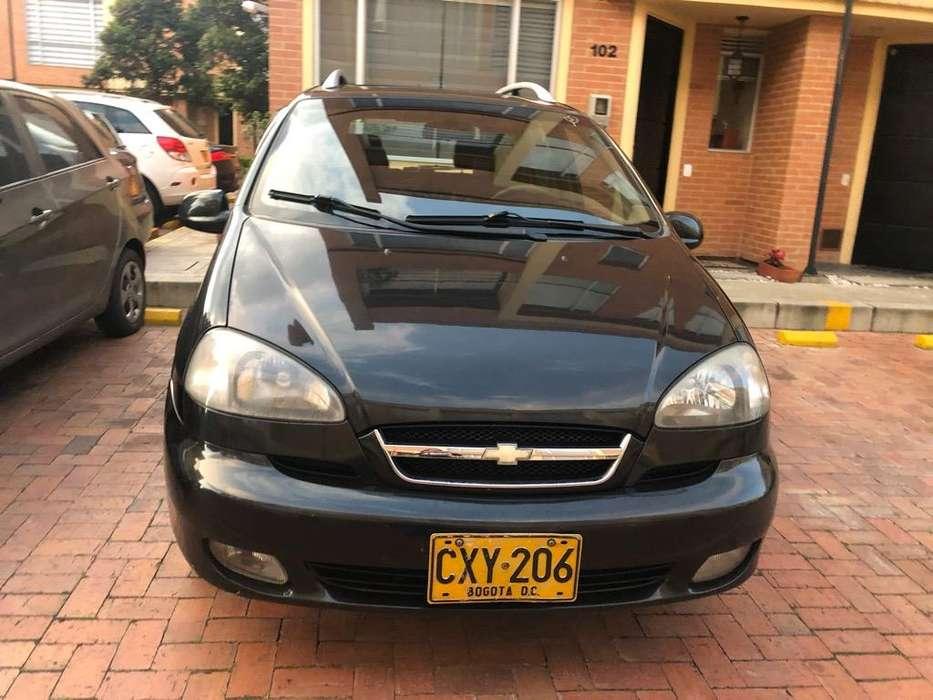 Chevrolet Vivant 2008 - 107000 km