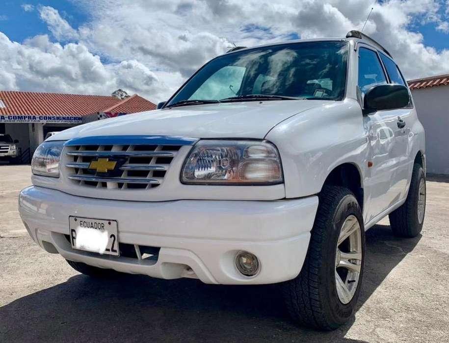 Chevrolet Grand Vitara 2006 - 147000 km
