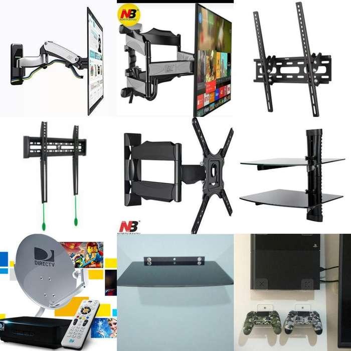 Bases para <strong>televisor</strong>es Y Repisas
