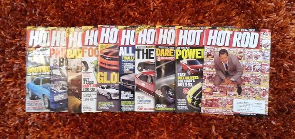 Revistas Americanas Autos Clásicos