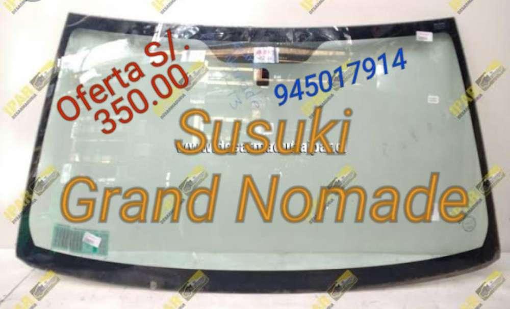 Parabrisas Susuki Grand Nomade