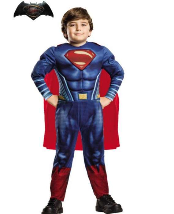 Se Vende Disfraz de Superman