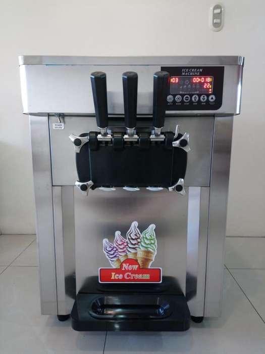 Maquina de Helado Soft 28litros