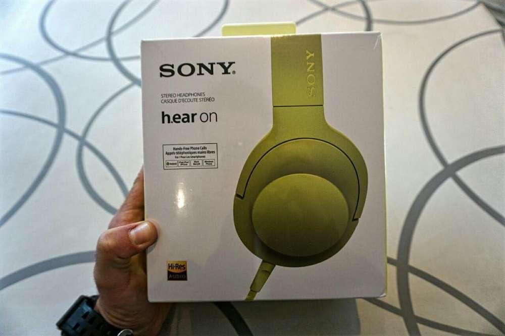 Auriculares de Alta Resolucion Sony