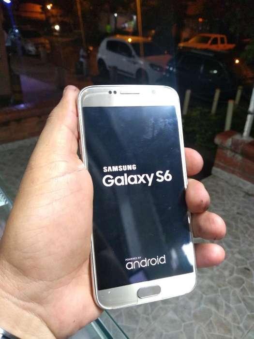 Samsung Galaxy Dorado Full Estado