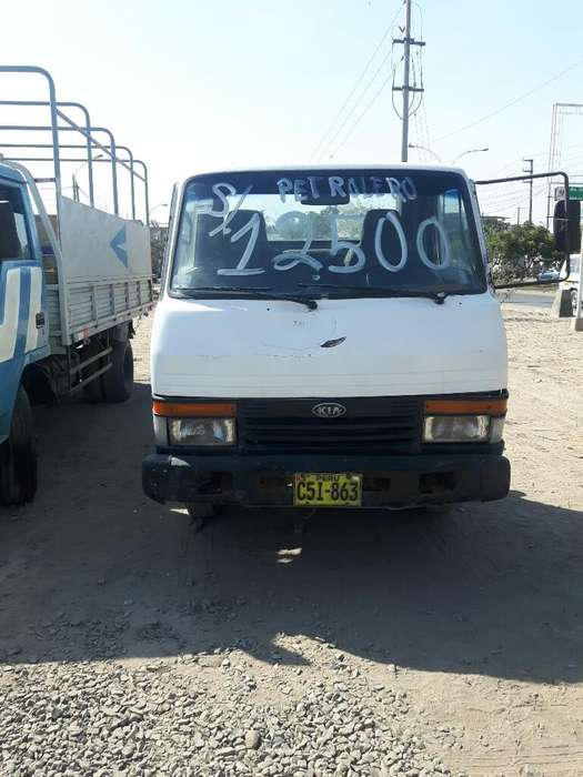 Kia Otro 1993 - 100 km