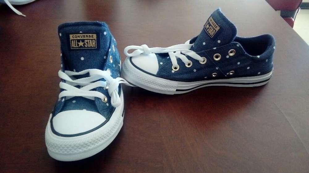 Zapatos Convers Originales Talla 36,5