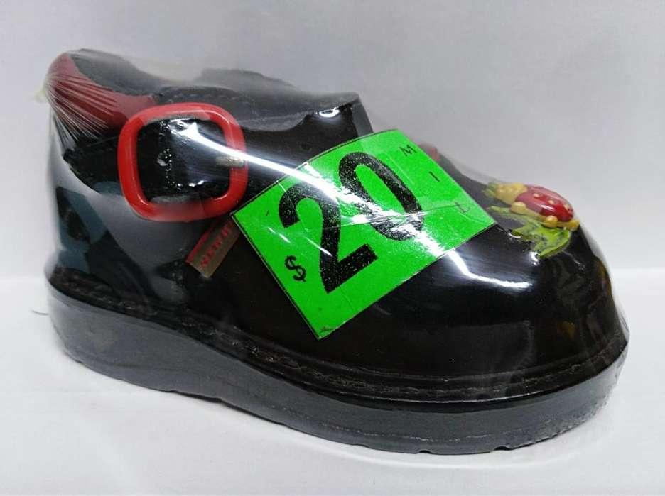 Zapatos para niños 18,21,23y24 NK001 Mira Mami