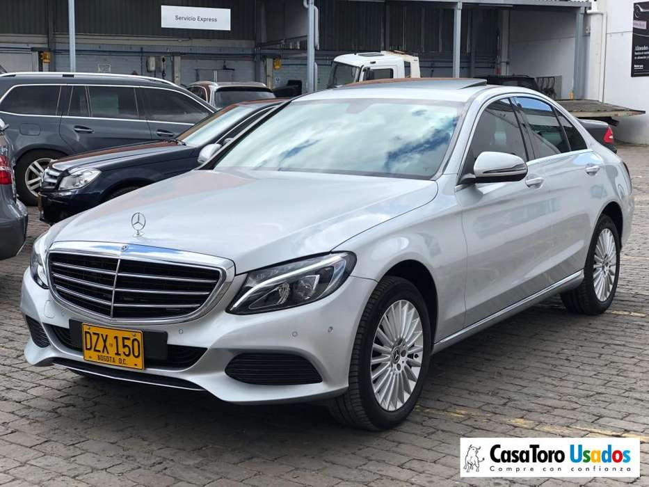 Mercedes-Benz Clase C 2018 - 8292 km