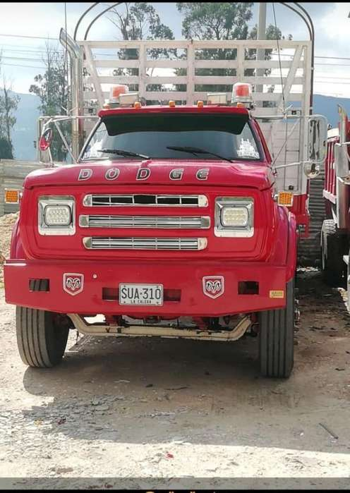 Vendo Dodge 600 con Motor Dt 468