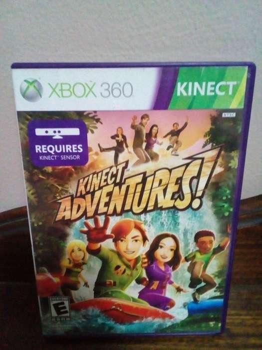 Kinect Adventures juego Xbox 360