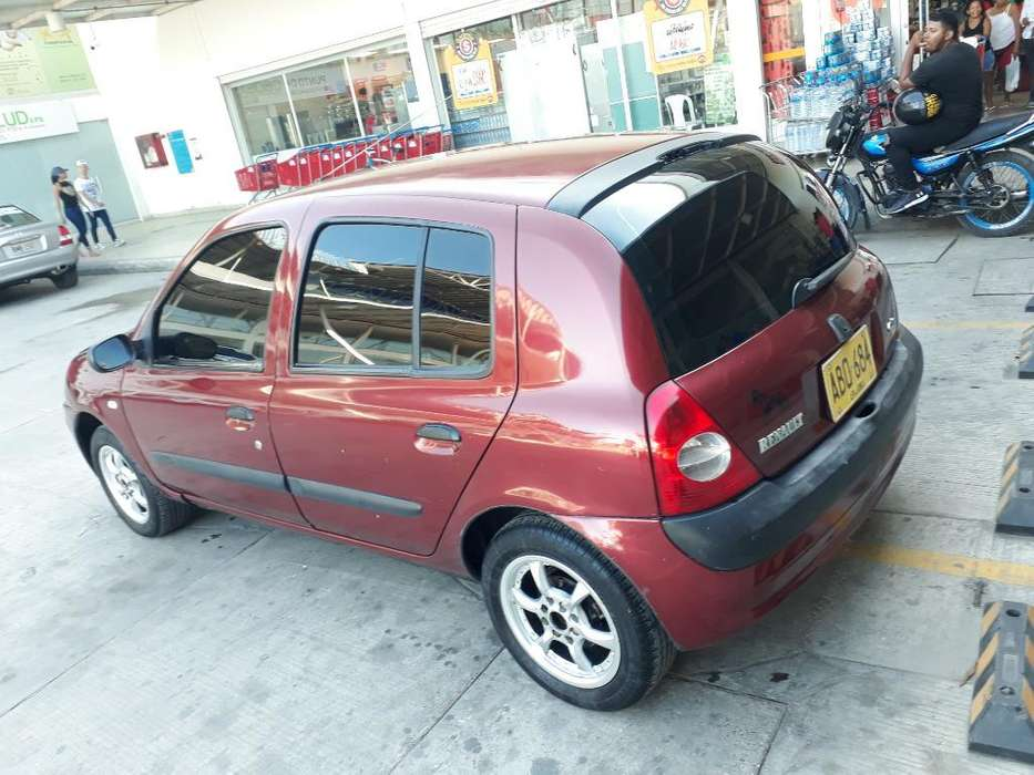 Renault Clio  2008 - 96000 km