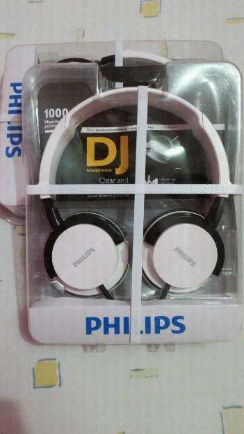 Auriculares Philips Nuevos