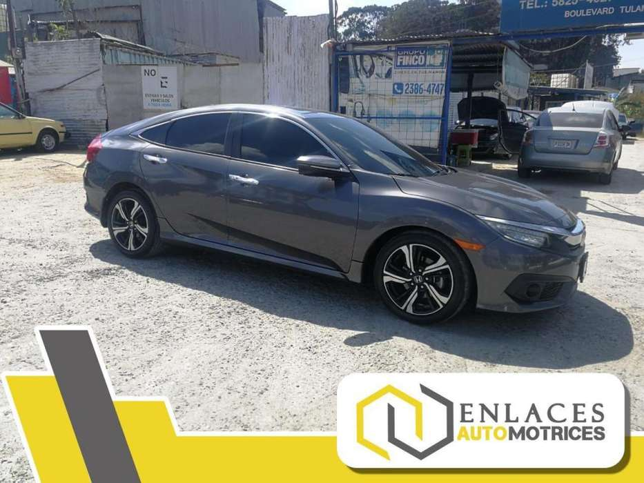 Honda Civic 2016 - 48650 km