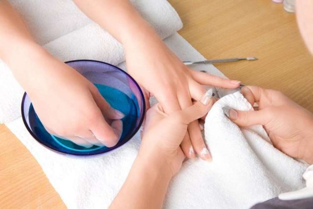 Manicure Pedicure a Domicilio