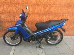 Yamaha Crypton 115 Mod 2013 Soat Julio
