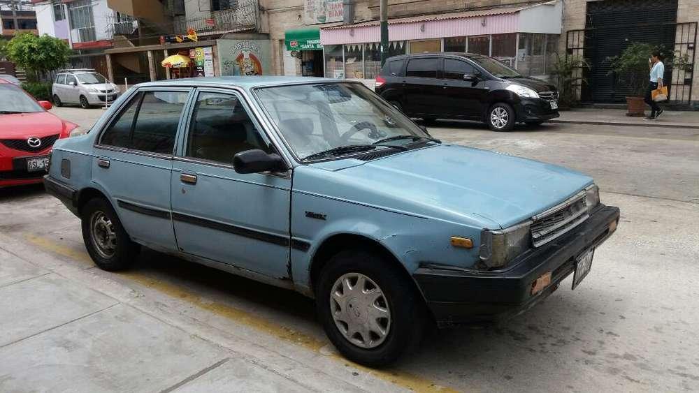 Nissan Sunny  1985 - 568563 km