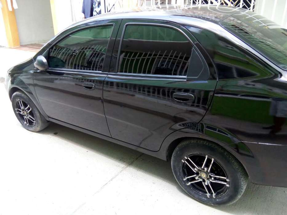 Chevrolet Aveo 2012 - 85500 km