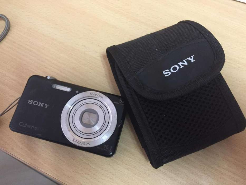 Camara Digital SONY Cyber Shot DSC W710