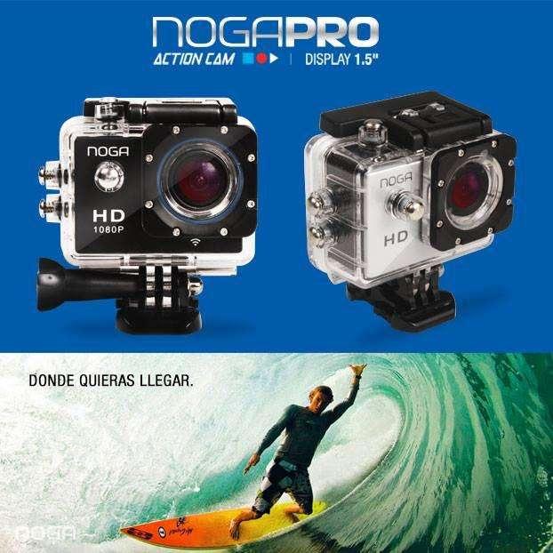 Action Cam NogaPro HD