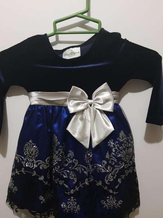 Vestido Niña Americano Talla 3