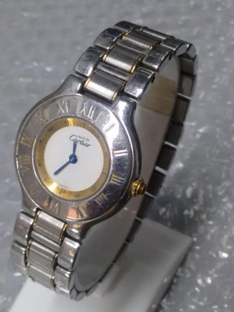 e04ad5b293b0 Reloj Cartier Must 21 Dama - Envigado