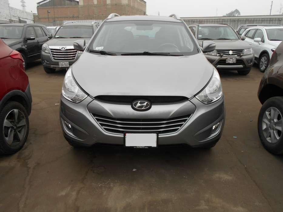 Hyundai Tucson 2013 - 50056 km