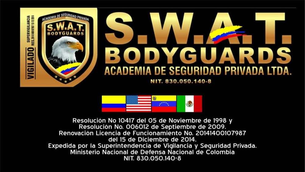 cursos de vigilancia y escolta swat bello antioquia