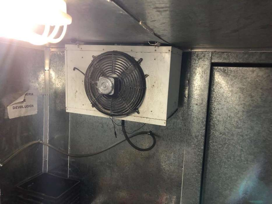 Camara frigorífica