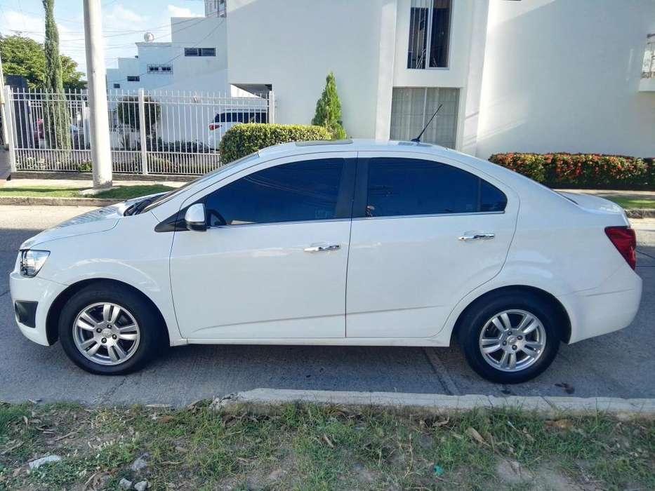 Chevrolet Sonic 2013 - 57000 km