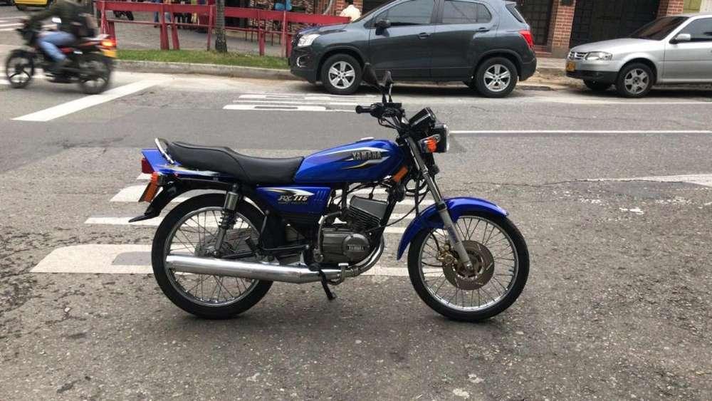 <strong>yamaha</strong> Rx 115 Modelo 2006 No Soat Linda